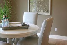 Dining room / by Jennifer Kobasic