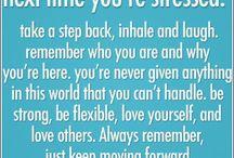 Inspiration&Motivation / by Kelly Distad