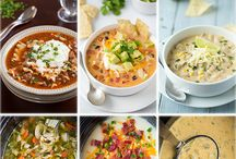 Soups, Salads and More