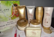 my Oriflame products / Oriflame is the best