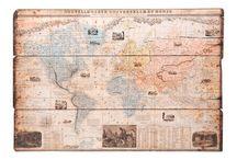 Ancient Maps.