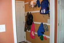 New House-mud room/laundry room
