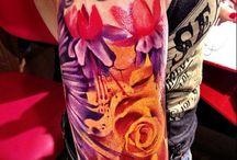 Tattoo Victor Montaghini - São Paulo / victormontaghini@gmail.com / by Polish me pink!