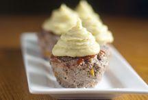 recipes - meatloaf / by Tonya Ricucci