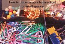 Homeschool-organization / by Alicia Cook