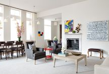 Living Room Interior Design Ideas / Various Ideas of Living Room Interior Design