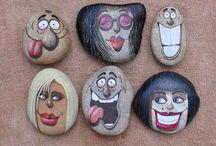 Artesanato em pedra