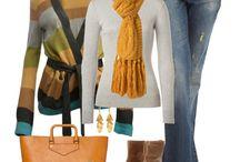 Outfit Inspiration {Fall/Winter} / by Brett Schmidt