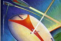 Original concept car/ flying vehicles