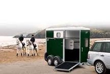 Ifor Williams Horse Trailers / Ifor Williams Horse Trailers.  Models: HB403, HB506 & HB511.