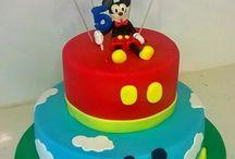 Doce Atelier / Página dedicada à partilha dos meus bolos.