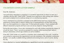Volunteer Cover Letter Sample / There are lots of jobs for various purposes where most of require the volunteers. When you apply for a job as a volunteer then you need a good writing and error free cover letter that can assist you to get your job. You can try here http://www.samplecoverletters.net/volunteer-cover-letter-sample/ for your Volunteer Cover Letter Sample.