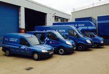 Our Vehicles / Photo's of some of our fleet