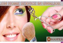 female beauty parlour in gwalior