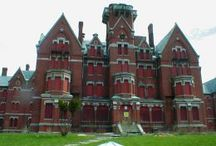 Massachusetts Hospitals & Asylums / by Susan Moran