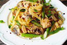 Recipes- Noodle/ Pasta