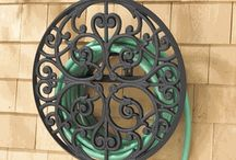 Garden Accents Hose Holders