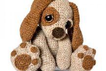perros crochet