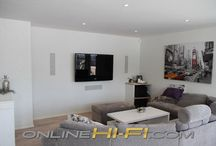 Home Theatre rooms / The Worlds leading home theatres