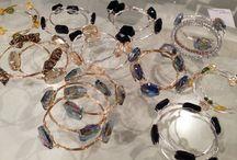 beautiful diy bracelets / by Michelle Baker