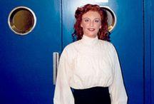 Titanic / Janine als Kate McGowann in Titanic.