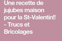 St Valentin Enfant