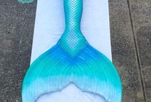 Silicone mermaid tail inspiration