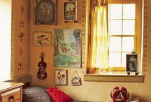 Boho Style Rooms
