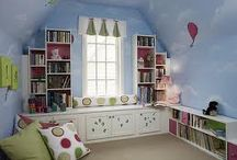 Dream Rooms / by Tricia Snyder