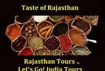 Taste of Rajasthan / Read blog on Taste of Rajasthan :  http://letsgoindiatours.blogspot.in/2016/03/taste-of-rajasthan.html