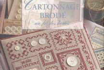 Cartonage & book binding