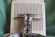 Norwegian Band Weaving