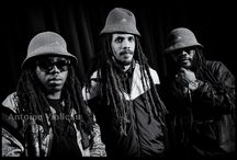 Reggae / Reggae Legends that i happened to meet and shot their portraits