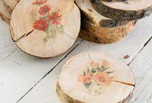 Rustic Wood Decor