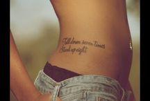 Tatuagens quadril