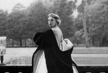 Haute couture/Dovima/Balenciaga/Balmain