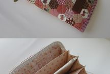 Bolsas artesanais