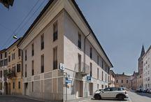 Palazzo Silver / Un palazzo moderno nel cuore di Cremona - A modern palace in center Cremona