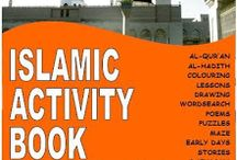 Muslim Kids Activity