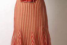 Vintage fashion: 1930s / Fashion of 1930s