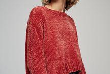 chenilla tricot