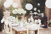 Hostess with the mostest / Ideas for parties, get togetherness and pretty things