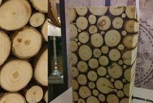 Φωτιστικά με ξύλο
