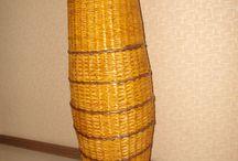 мои работы плетение