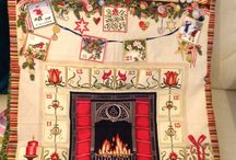 Christmas / A selection of Christmas decorations and related gifts and cards available for purchase from our online marketplace
