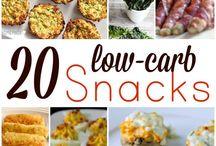 Snacks low carb