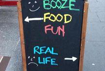 pub ideas