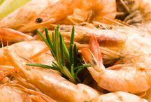 fish & sea food / by Geraldine Everett