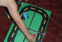 KIDS- PLAY ACTIVITIES / by Julianne Lusvardi