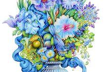 desen/pictuara decorativa